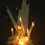 Tl met kaarsen (2009)