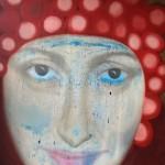 Zelfportret  (2013 - olieverf/doek - 100/120)
