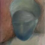 Man met tulband (olieverf op linnen - 40/30 cm)